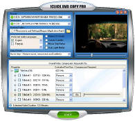 1 Click DVD Copy PRO - Click to enlarge screenshot