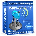 Applian Replay A/V - Automatically Capture Streaming Video and Audio from over 20,000 TV and Radio shows