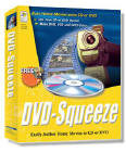 DVD Squeeze DVD Ripper and Converter Software