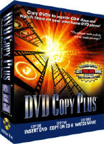 DVD Copy Plus - Copy any DVD to CD with this DVD Ripper & DVD Converter software!